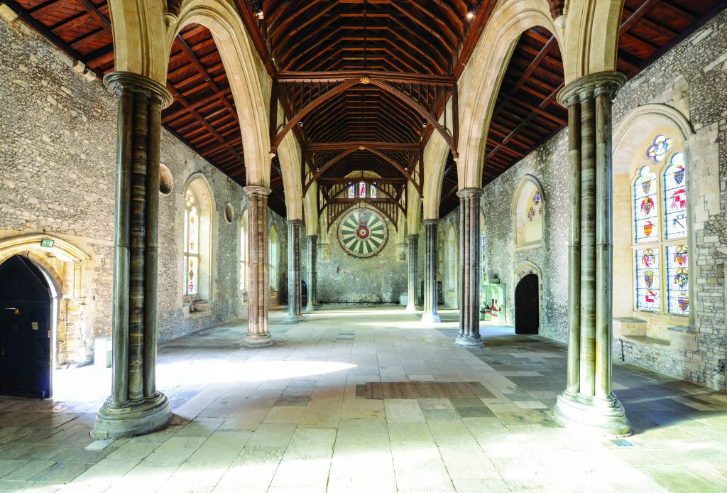 The Great Hall Visit Winchester, Winchester Cathedral Round Table