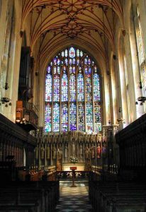 Winchester College Chapel