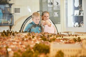 Children in the City Museum