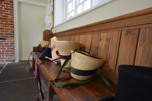Jane Austen's House Museum bonnets