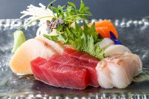 Kyoto Kitchen Sashimi