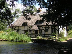 Fulling Mill, Alresford
