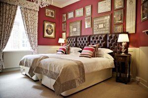 The Wykeham Arms bedroom