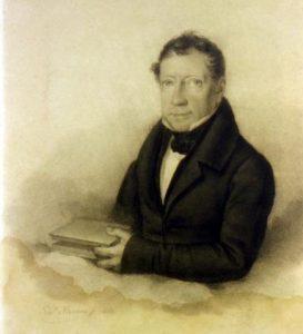 Portrait of William Gunner