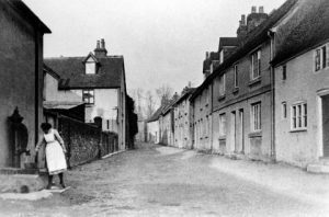 A historic image of Basingstoke Street