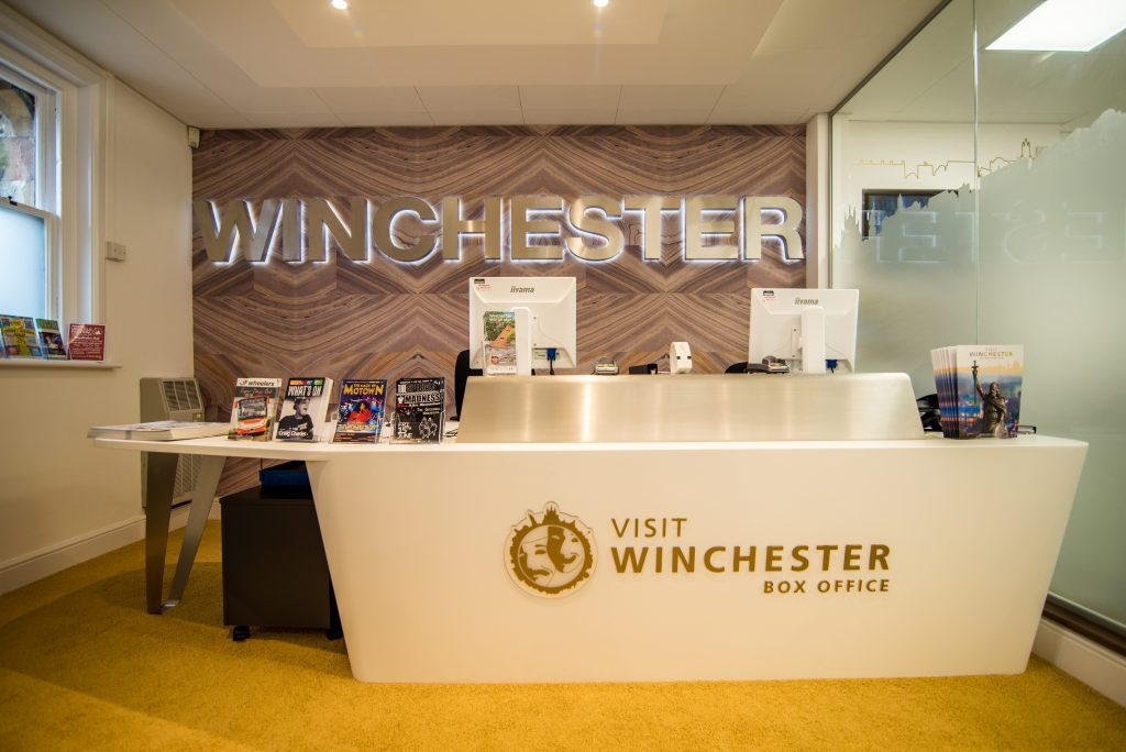 Winchester Tourist Information Centre