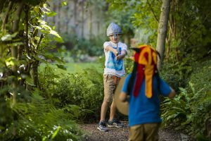 Heritage Open Days - Children playing