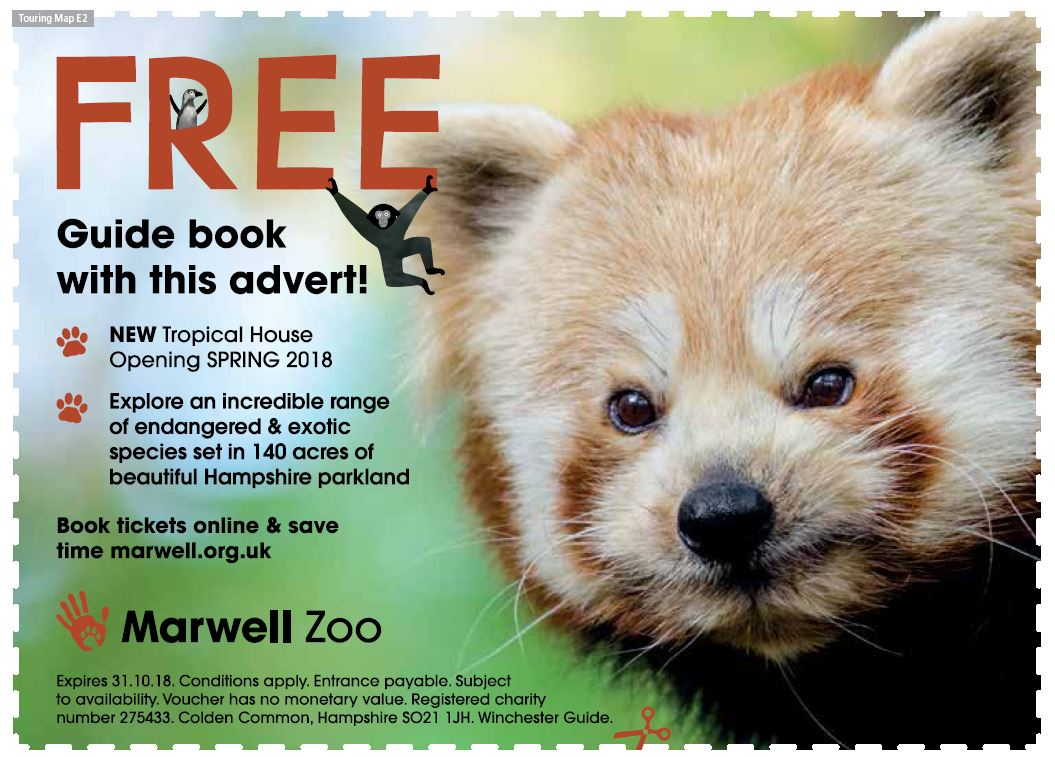 Marwell Zoo - Visit Winchester