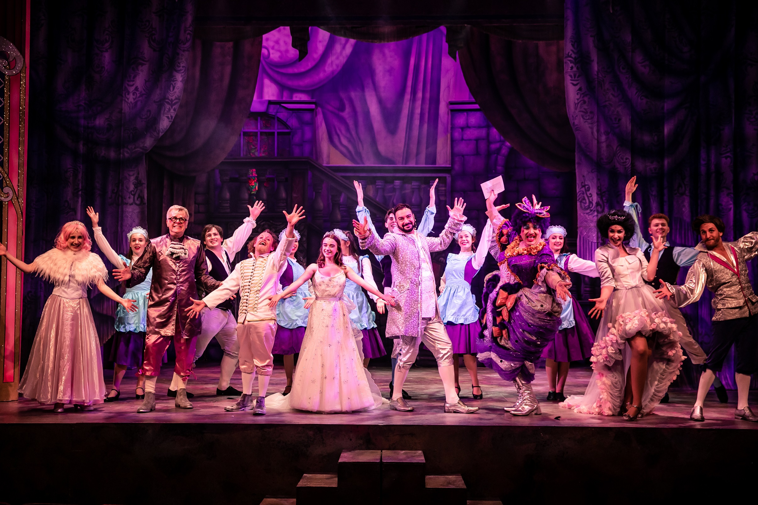Beauty and The Beast Production Photos © The Other Richard