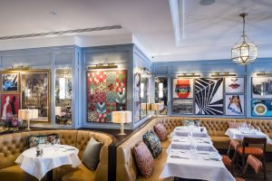 The Ivy Winchester Brasserie Photographer Paul Winch-Furness