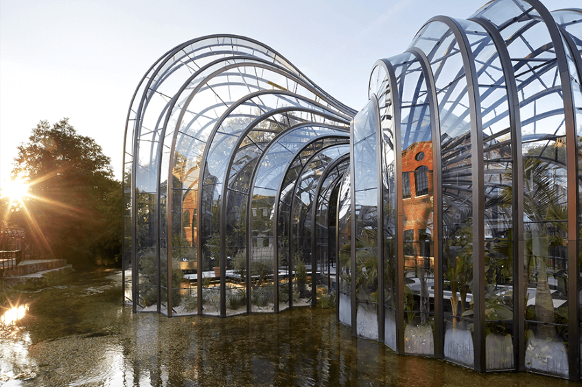 The Bombay Sapphire Distillery
