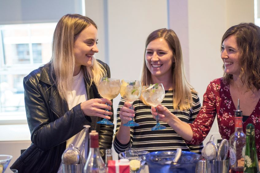 Book a gin experience at Bombay Sapphire