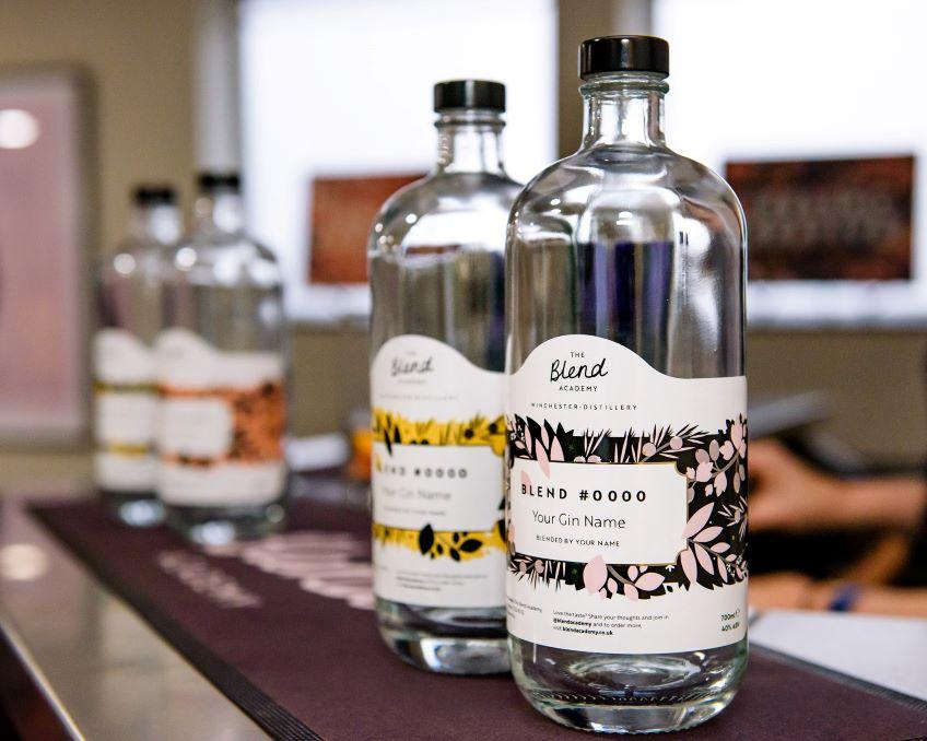 The Blend Acadamy Gin