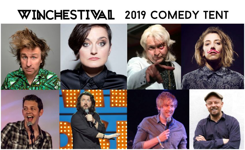 comedy tent 2019