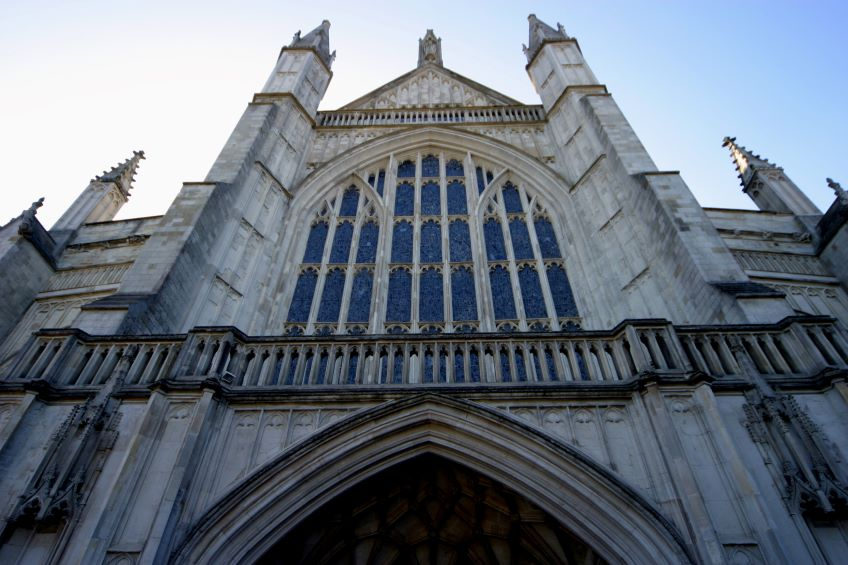 Family Days at Winchester Cathedral