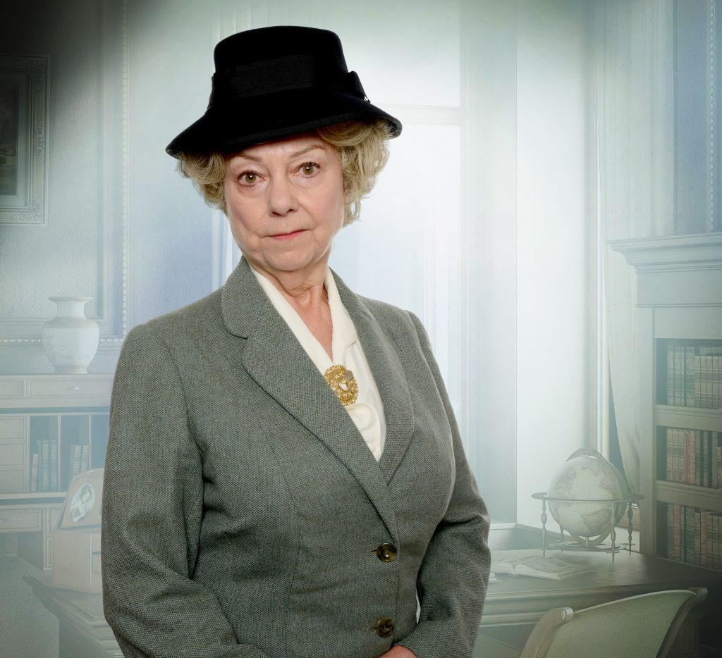 Sarah Thomas as Miss Marple