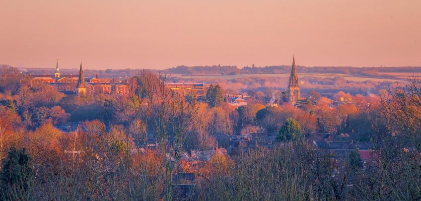 Views of Winchester