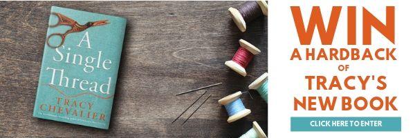 Win a hardback copy of A Single Thread
