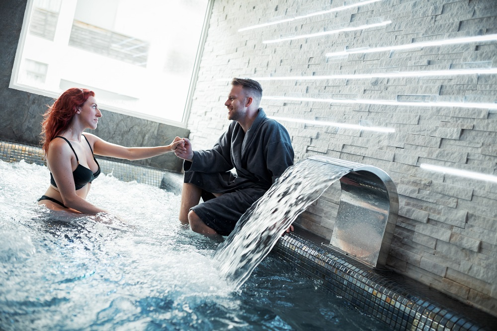 Ana Spa at the Holiday Inn Winchester