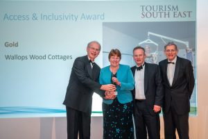 Beautiful South Awards Wallops Wood Cottages (c) Nick Williams Photography