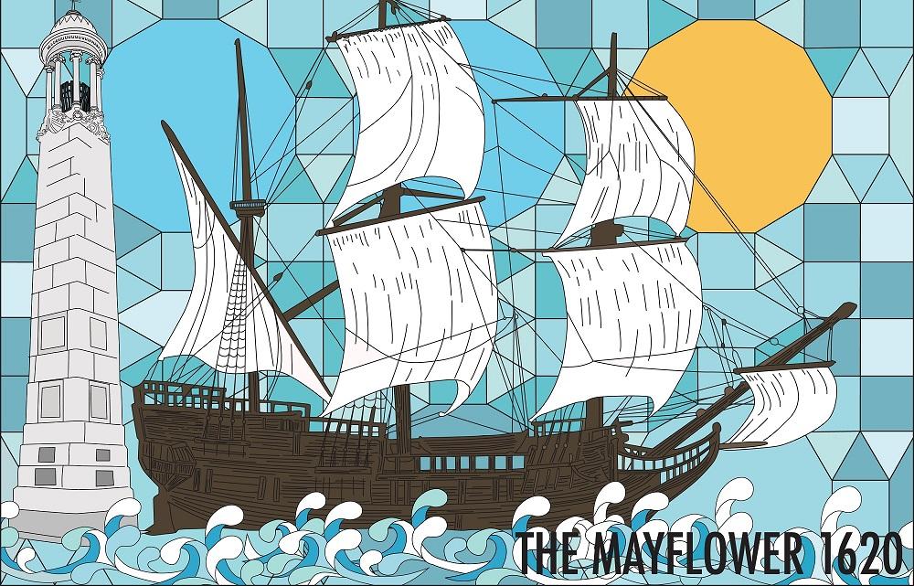Mayflower Mosaic (Design), Southampton City Council