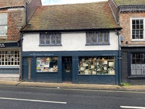 Winchester Framing shop from the outside