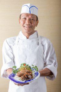 Chef Rangsan from Bangkok Bistro